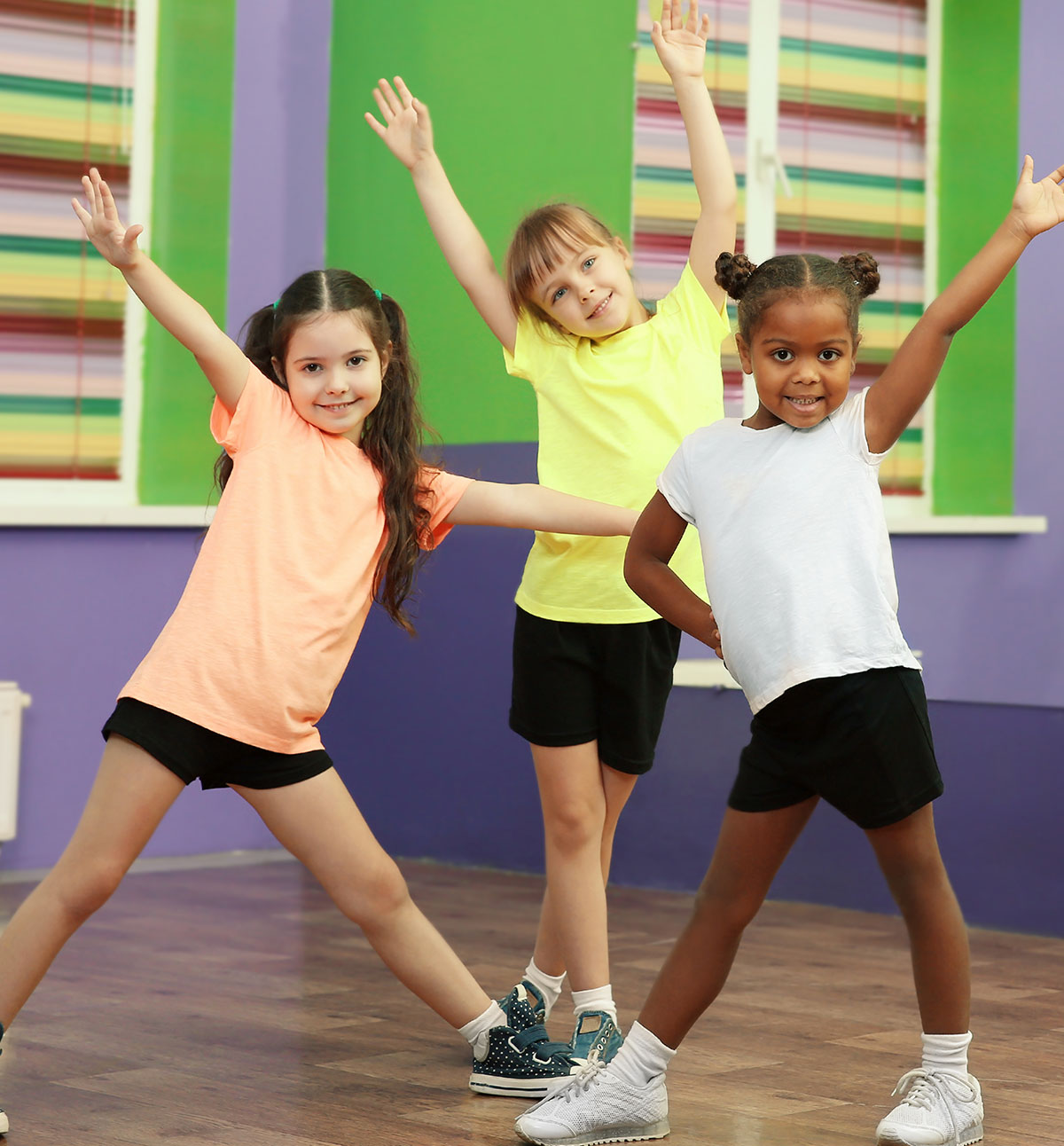 B4School FUN - Alphabet Adventure - D is for Dance