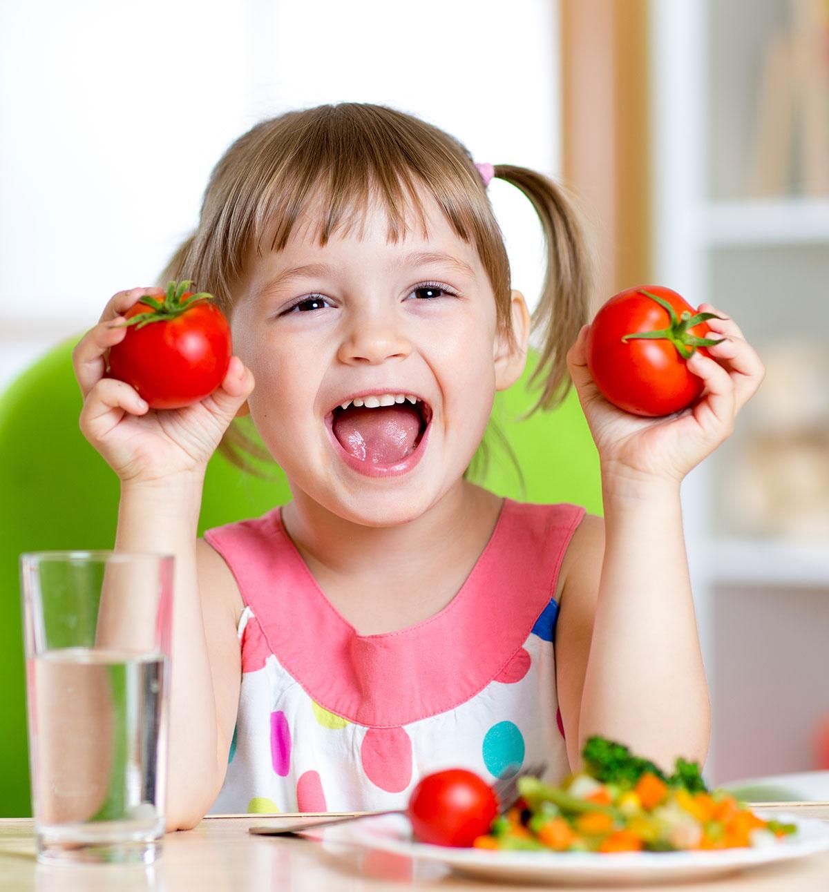 B4School FUN - Alphabet Adventure - F is for Food