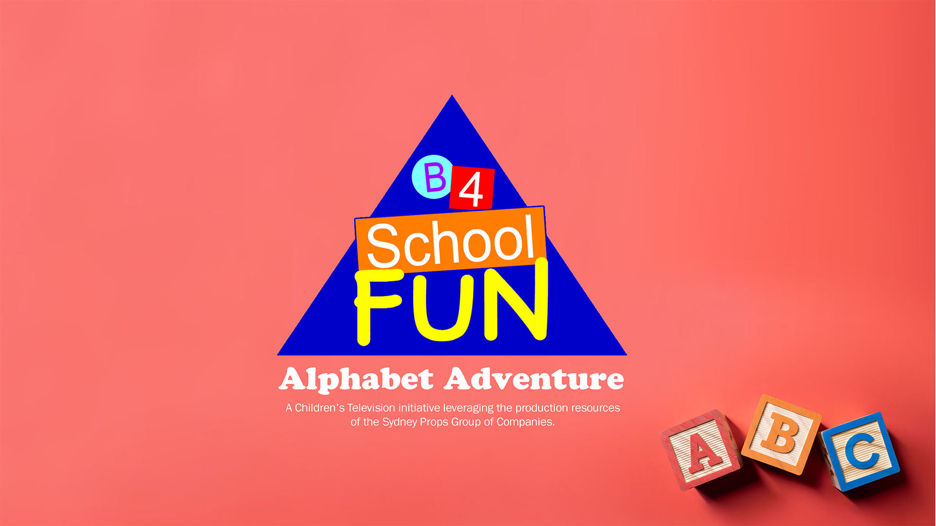 B4School FUN - Alphabet Adventure