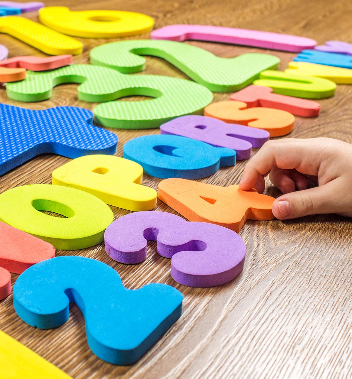 B4School FUN - Alphabet Adventure - N is for Number