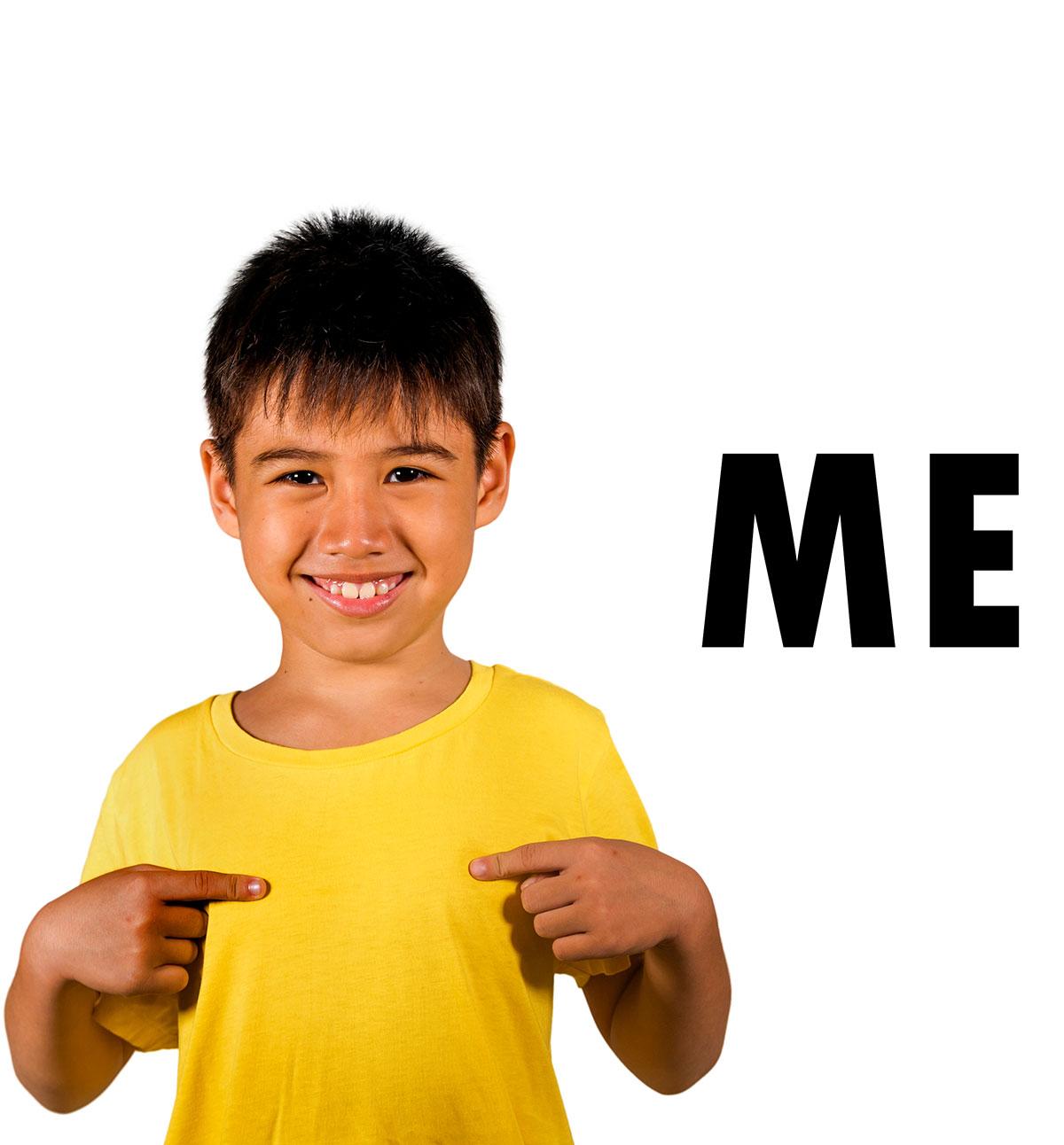 B4School FUN - Alphabet Adventure - Y is for Yourself